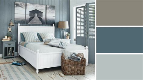 deco chambre mer quel linge de lit dans une chambre bleue