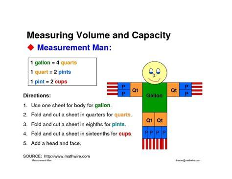 measurement capacity worksheets grade 3 measuring