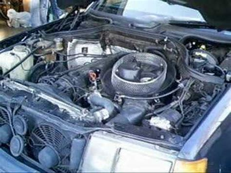 small engine maintenance and repair 1993 mercedes benz 500e parental controls how to take out 300e air filter youtube