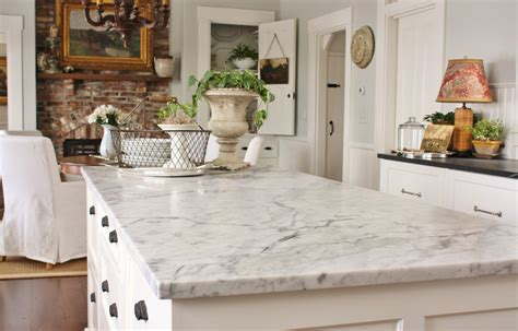 marble look countertops for the of a house marble