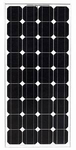 Panneau Solaire 100w : panneau solaire 12v 100w monocristallin futurasun ~ Nature-et-papiers.com Idées de Décoration