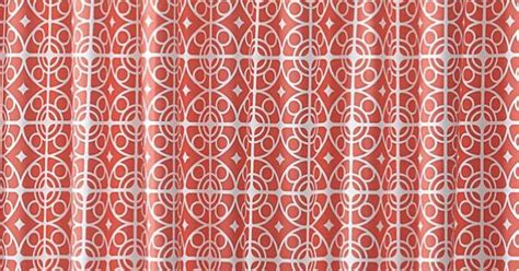 Taza Coral Shower Curtain- Crate And Barrel Diy Inexpensive Home Decor Wall Ideas Tips On Decorating Inspiration Uk Decorative Items For Store Online Ways To Decorate