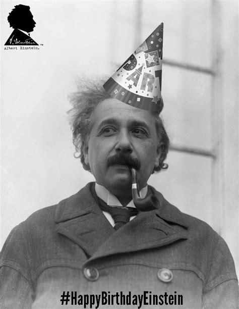 Happy Birthday, Albert Einstein!