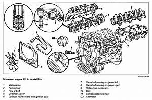 2001 S430 I Have The Valve Cover Off Now Is There Any Way To Tell Exactly Which Tappet Is Giving