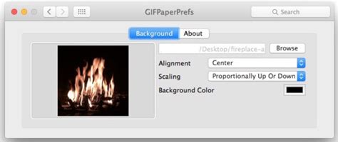 Animated Gif Wallpaper Mac - use an animated gif as wallpaper in mac os x with gifpaper