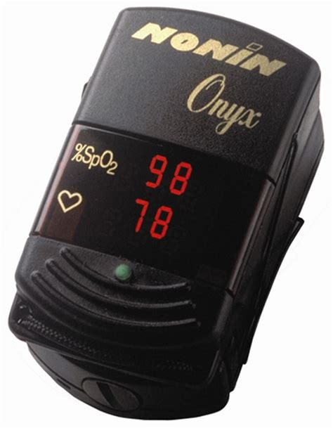 NONIN ONYX 9500 FINGER PULSE OXIMETER $179 FREE SHIPPING