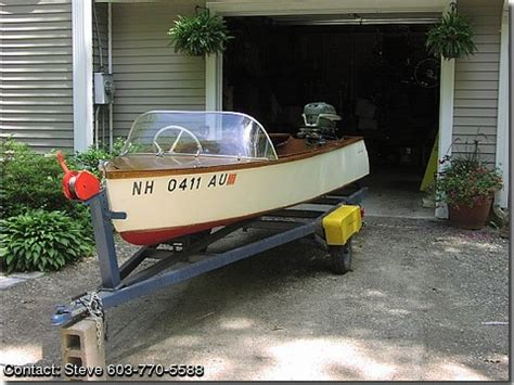 Chris Craft Wooden Boats For Sale By Owner by 1955 Chris Craft Wooden Kit By Owner Boat Sales