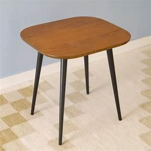 Table Basse Retro : table basse vintage scandinave ann e 50 la maison retro ~ Teatrodelosmanantiales.com Idées de Décoration