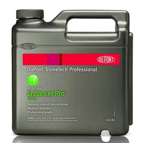 Dupont Tile Sealer And Enhancer by Dupont Enhancer Pro Solvent Based