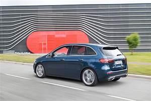 Class B Mercedes : new mercedes b class the mpv to take on suvs car magazine ~ Medecine-chirurgie-esthetiques.com Avis de Voitures