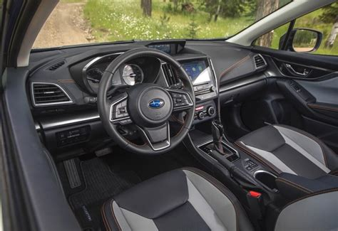 Subaru 2019 Subaru Crosstrek Dashboard And Interior