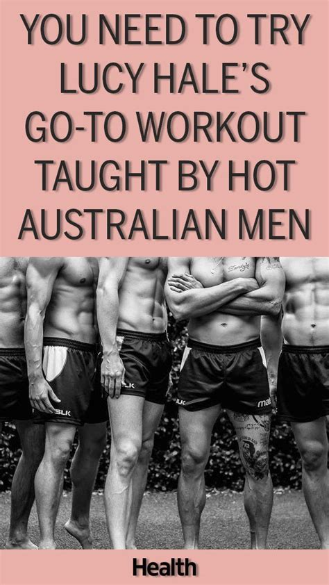 I Tried This Class Taught by Hot Australian Men—and the ...