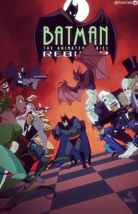 dc fan arts  special batman tas dc planet