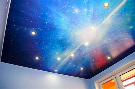 mysterious star ceiling designs   stretch ceiling