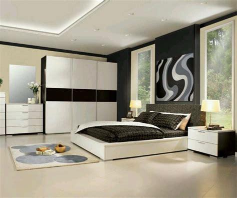 modernes schlafzimmer einrichten  schoene ideen