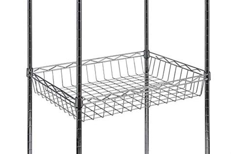 Muscle Rack Wb181460 5-tier Wire Shelving Unit With
