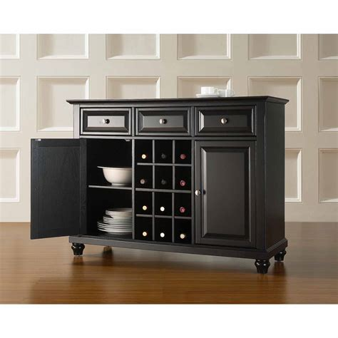 kitchen servers furniture furniture added storage and workspace with buffet server