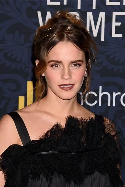 Watson Emma Premiere Nyc Moma York Celebzz