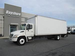 Hino Box Van Trucks For Sale