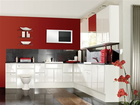 Küche Wandfarbe Rot by Wandfarbe K 252 Che Ausw 228 Hlen 70 Ideen Wie Sie Eine