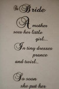 vellum wedidng quote bride groom  wedding day