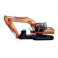 doosan  excavator price  india excavator