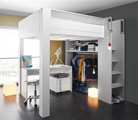 chambre gauthier dimix mezzanine bed modern toronto by gautier toronto