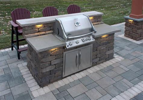 outdoor kitchen island kits outdoor kitchen grill island kit decor references