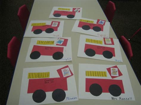 truck craft preschool preschool playbook with 442 | 054c5106b3bed941bffe01146952f8bb
