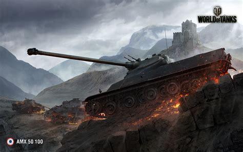 World Of Tanks Full Hd Fond D'écran And Arrièreplan