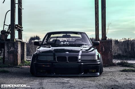 Putting Poland On The Map // Michal's Alpina E36