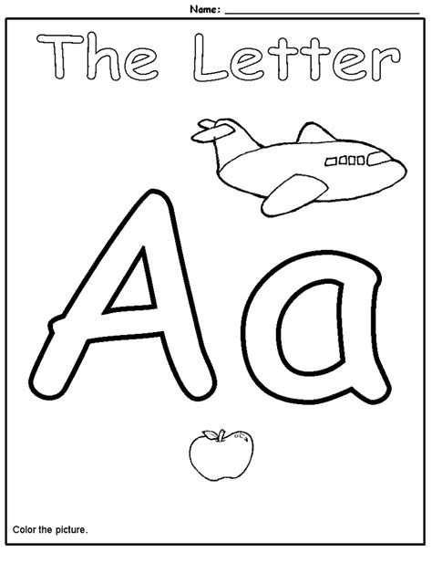 alphabet worksheets for preschoolers activity shelter 443 | alphabet worksheets for preschoolers with picture
