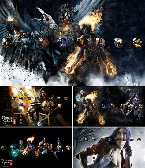 dungeon siege 3 will stat dungeon siege iii ps3 theme by oxhine on deviantart
