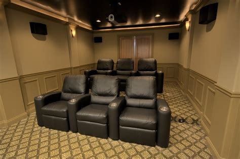 Home Theater Room Design Budget by Small Basement Ideas Balancing The Budget Home Theater
