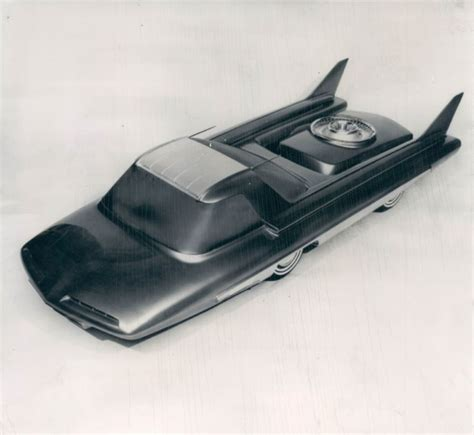 1958 Ford Nucleon - Concepts
