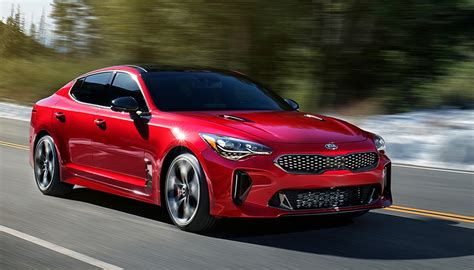 Kia Stinger Gt Specs And Prices Released