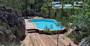 Piscine En Bois Prix : piscine hors sol les questions se poser c t maison ~ Zukunftsfamilie.com Idées de Décoration