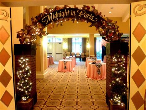 Quinceanera Decorations Ideas 2014 paris theme parties and props rick herns productions