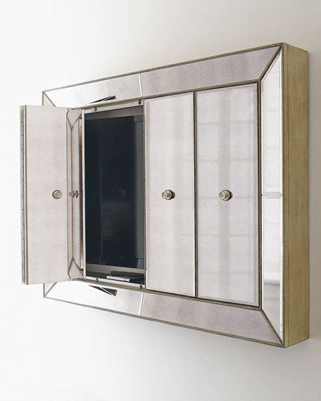 murano flat screen wall cabinet