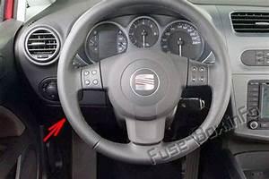 Fuse Box Diagram  U0026gt  Seat Leon  Mk2  1p  2005