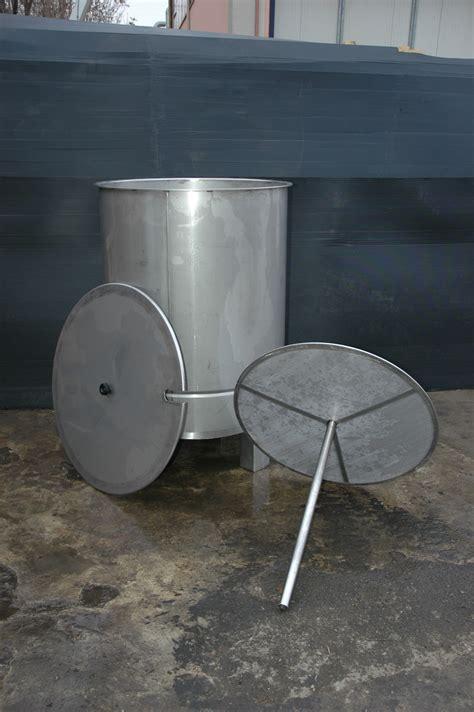 acciaio inox alimentare serbatoio alimentare inox carlo lavorazione