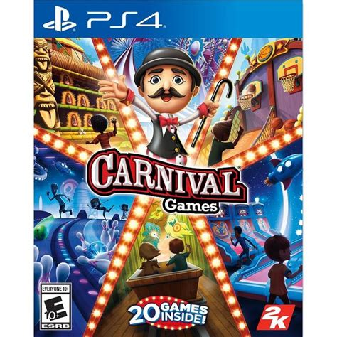 carnival games playstation  gamestop