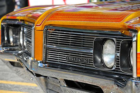 1968 Buick Lesabre Front Grill