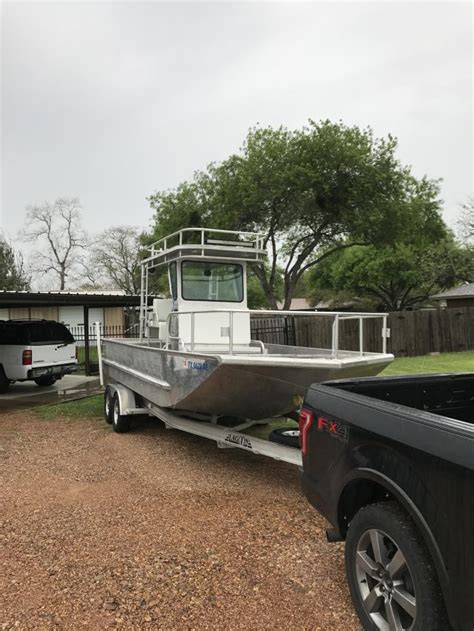 Fishing Boat For Sale Victoria by Aluminum Fishing Boats For Sale In Victoria Texas