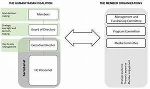 Organisational Structure Of The Humanitarian Coalition