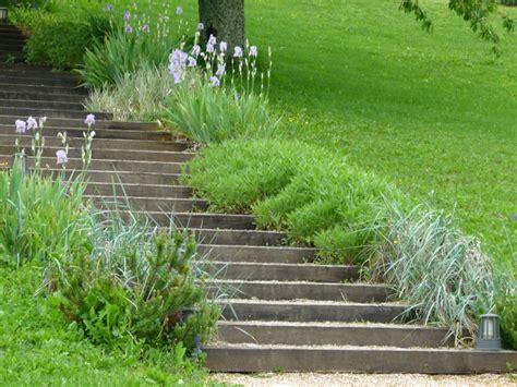 awesome escalier jardin traverse photos design trends