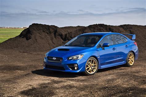 Subaru : 2015 Subaru Wrx Sti Launch Edition Arrival