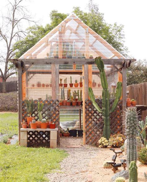 รวมไอเดีย DIY โรงเรือนแคคตัส สวยๆ - ไทเกษตร