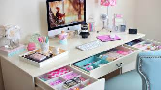 desk organization ideas how to organize your desk youtube