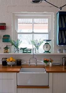 country cottage kitchen | Cozy Kitchens | Pinterest